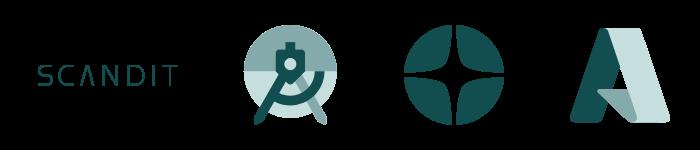 Ecommerce Mobile Application technology logo