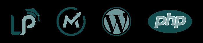 Learning Management Solution Technology Logo